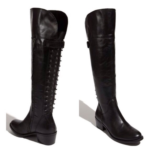 70% off Vince Camuto Boots - Vince Camuto over the knee riding ...