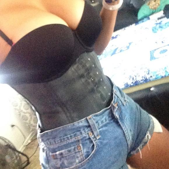 1b2cecf6347 Ann michell Dresses   Skirts - Ann Michell Latex Waist trainer