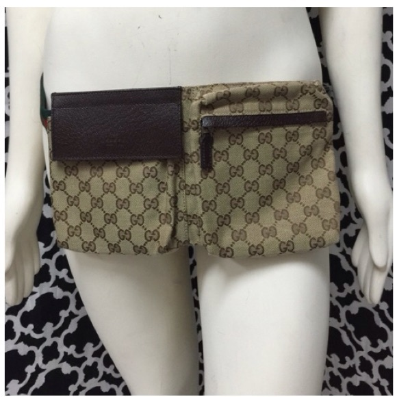 b6cf6abb2c0c Gucci Bags | Listing Gg Canvas Belt Bag Sale | Poshmark