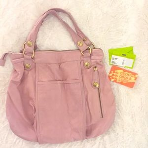 George Gina & Lucy Handbags - Pink Casual Purse