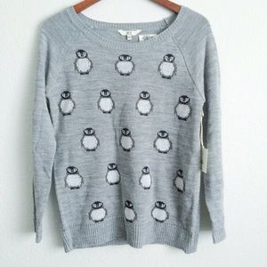 🆕NWT Penguin Sweater