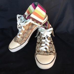 Coach High-Tops