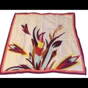 Missoni Accessories - Missoni for Target Floral Silk Scarf, Brand New