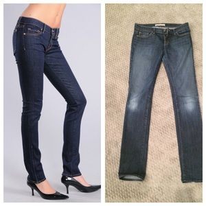 J Brand Denim - J brand low rise pencil