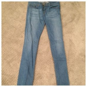 J Brand Denim - J Brand skinny pencil in O'neil