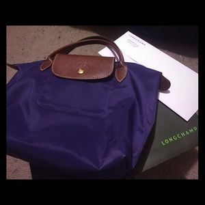 Longchamp le pliage small (purple)