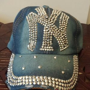 Accessories - New York Bling Cap