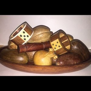 Jewelry - Wooden Chucky Bangles (2)