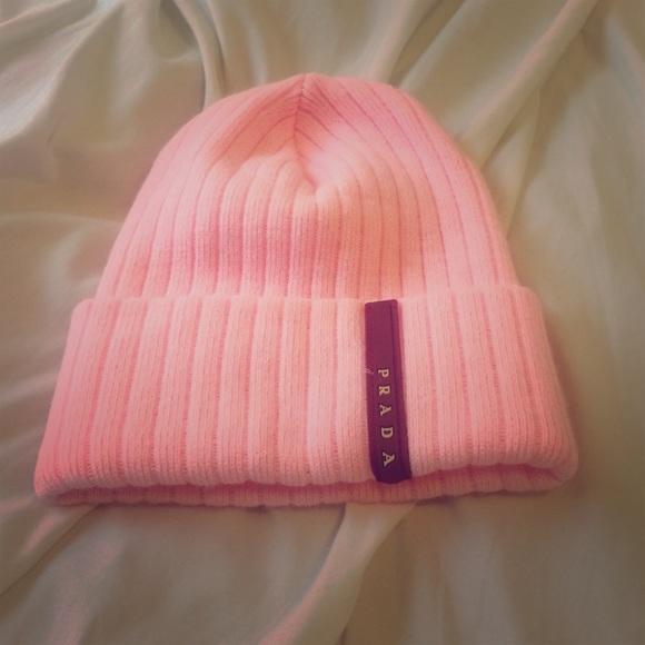 Prada Accessories - Prada Ski Hat  Never Worn  376449c3e55