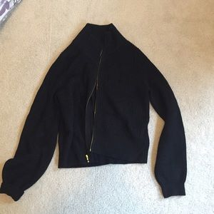 Banana Republic Collection Black Wool Jacket M
