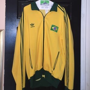 Men's Adidas Track Jacket XL