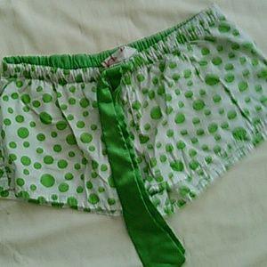 Blu Chic Lounge Shorts Size M