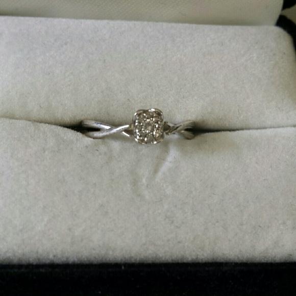62 off kay jewelers jewelry kay jewelers promise ring