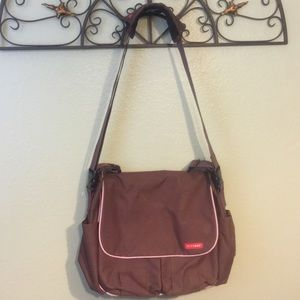 Skip Hop Handbags - Skip Hop Baby Bag