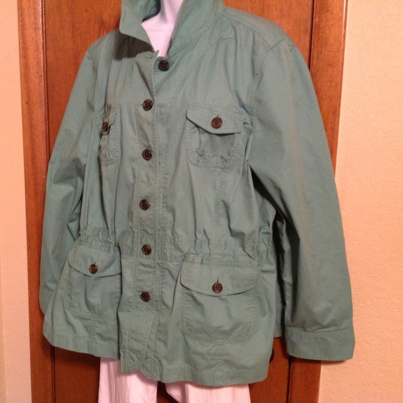 2705d81fb1 L.L. Bean Outerwear - L.L. Bean Plus Size Field Jacket.
