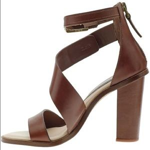 Dolce vita size 7 leather sandals