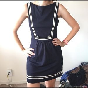 Milly Dresses & Skirts - Sailor vintage dress size 4 like new navy milly ny