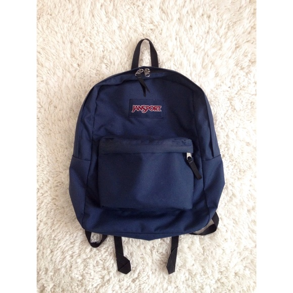 8659cbb2623 Jansport Other - JanSport® SUPERBREAK® Navy Blue Backpack 🎒💙