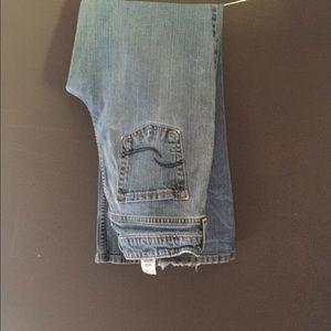 Denim - Size 10 short jeans