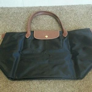 Large Longchamp tote NEW NEVER USED