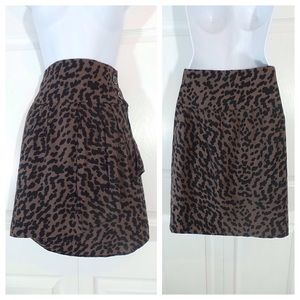 Urban Outfitters Silence + noise wrap skirt so 2