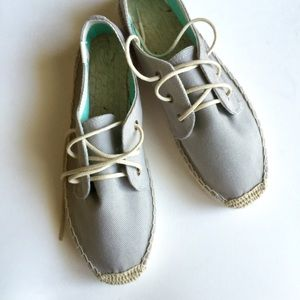 Soludos Espadrilles Lace Up (Brand New/Never Worn)