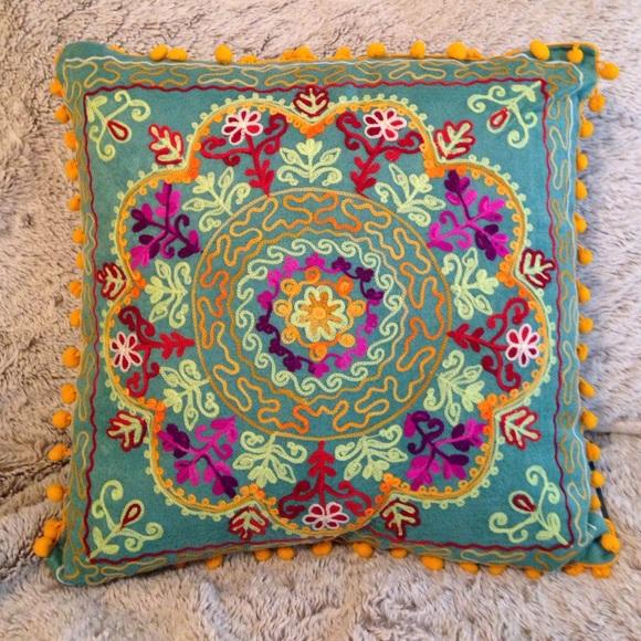 Karma Living Other   Karma Living Throw Pillow Home Decor