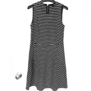 J crew stripe dress