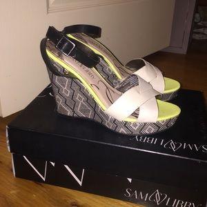 Sam & Libby strappy sandals