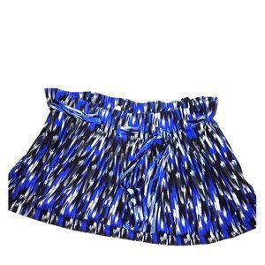 Thakoon Dresses & Skirts - Thakoon Addition skirt with blue/ black ikat print