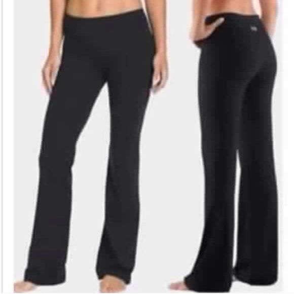 50% off Under Armour Pants - NEW! Under Armour fitted straight-leg ...