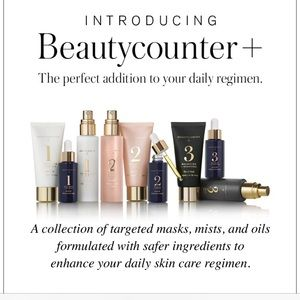 BEAUTYCOUNTER safe beauty products