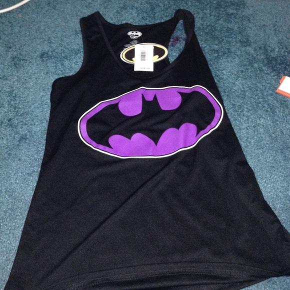 Batman Tanktop NWT Spencers