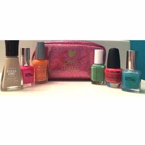 """Sweet things"" nail polish bundle!"