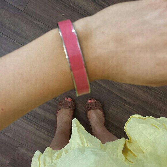 Janna Connor Jewelry - Pink bangle bracelet