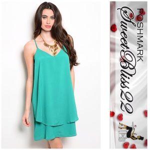 Dresses & Skirts - ⭐️ Sassy Summer Dress⭐️