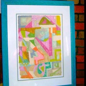 Other - Large Original Painting Signed by Artist '91