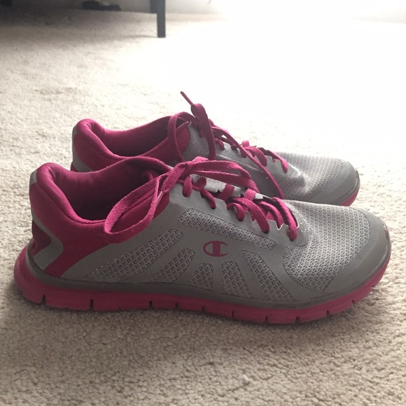 Champion - Champion Pink Tennis Shoes from !top 10% seller!'s ...