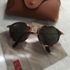 Ray-Ban Accessories   Authentic Glasses Ray Ban 2447 1160 4921 145 3 ... 8b6ab4f93d3c