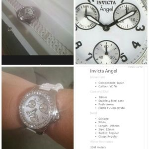 "Invicta Jewelry - 💥 NIB Women's Invicta ""Angel"" Watch"