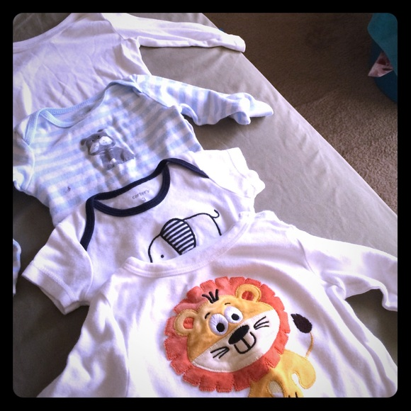 Accessories Tons Of Baby Boy Night Clothes And Tshirts Poshmark