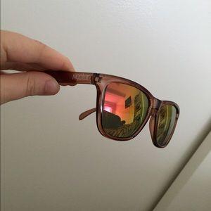 Brown nectar sunglasses