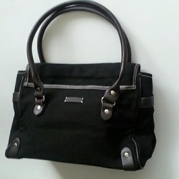 Authentic Black Sisley bag   handbag. M 55abd59fd57041695f00fae2 77974cd1114ad