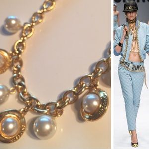 Moschino Jewelry - OFFER! Moschino Vintage Necklace