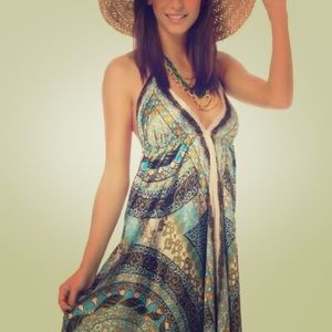 Cute dress or bathing suit cover up