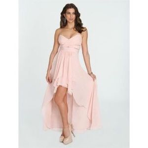Arden B Chiffon Dress