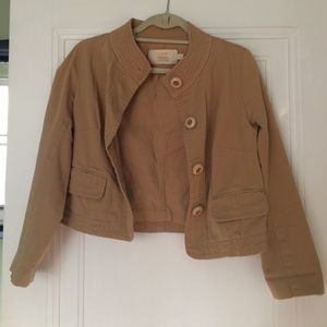 JCrew chino jacket