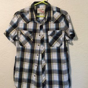 JNCO Other - Mens plaid shirt