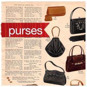 Handbags - Purses. Bags. Purse Hangers. Over Night Bags