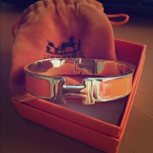 hermes replica - Hermes bracelet orange H OS from Yesenia's closet on Poshmark